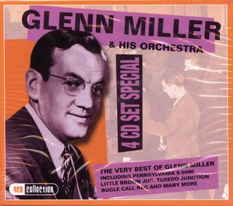 The Very Best of Glenn Miller (4-CD)