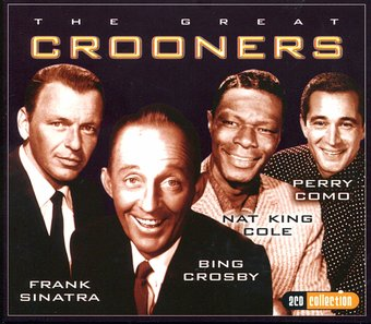 The Great Crooners (2-CD)
