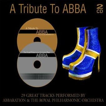 A Tribute To ABBA (2-CD)