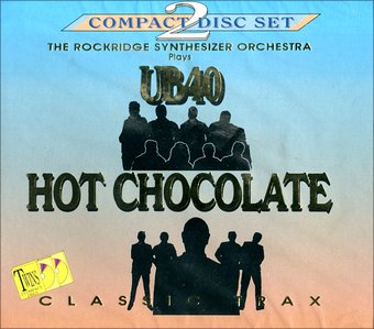 Plays UB40 & Hot Chocolate (2-CD)