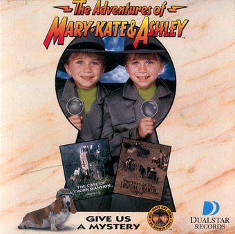 The Adventures Of Mary-Kate & Ashley - Give Us A