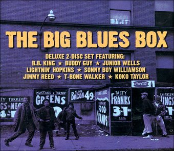 The Big Blues Box (2-CD)