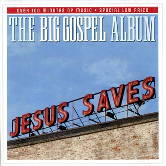 The Big Gospel Album (2-CD)