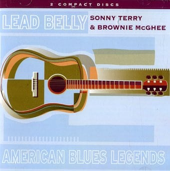 American Blues Legends (2-CD)