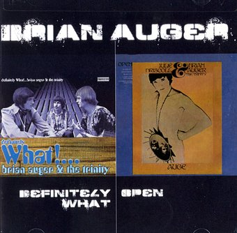 Definitely What/Open (2-CD)