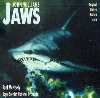 Jaws - Original Motion Picture Score (2000