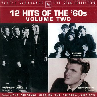 12 Hits Of The '60s, Volume 2