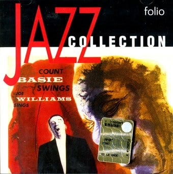 Basie Swings, Williams Sings