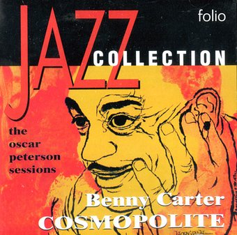 Cosmopolite: The Oscar Peterson Sessions