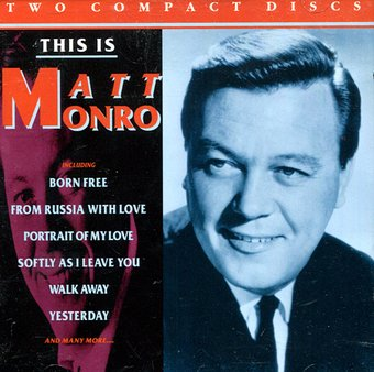 This Is Matt Monro (2-CD/Import)