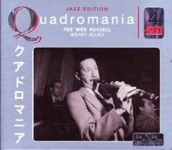 Quadromania (4-CD) [Import]