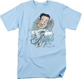 I Believe In Angels - T-Shirt