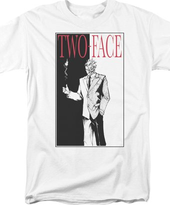 Batman - Two Face - T-Shirt