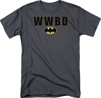 DC Comics - Batman - WWBD Logo - T-Shirt