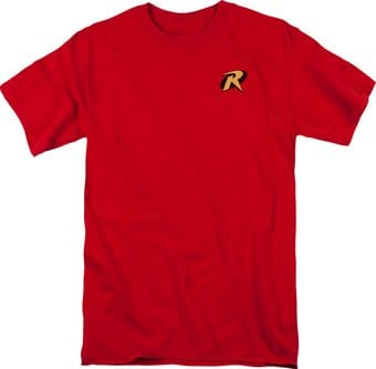 Batman - Robin Logo - T-Shirt