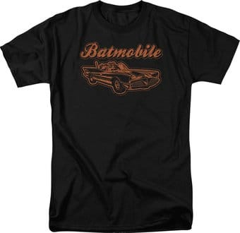 Batman - Batmobile - T-Shirt