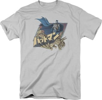Batman - Japanese Knight - T-Shirt