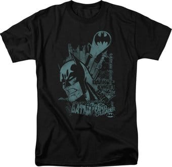 DC Comics - Batman - Gritted Teeth - T-Shirt