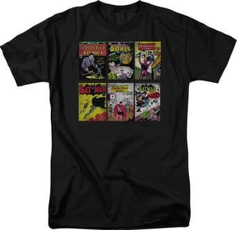 DC Comics - Batman - Covers - T-Shirt