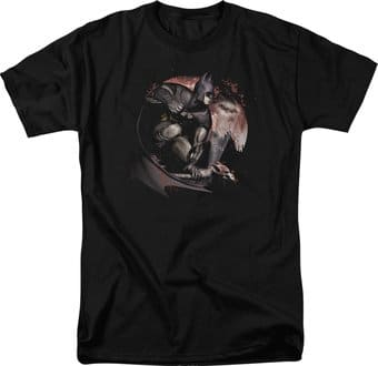 Batman: Arkham City - Blood Moon - T-Shirt