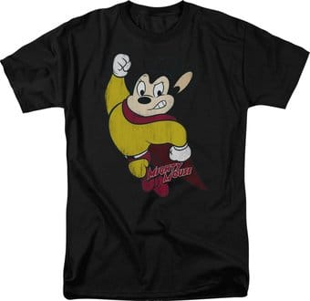 Mighty Mouse: Classic Hero - T-Shirt