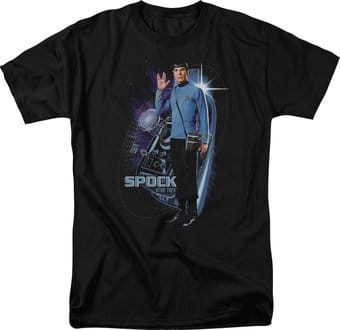 The Original Series: Galactic Spock - T-Shirt