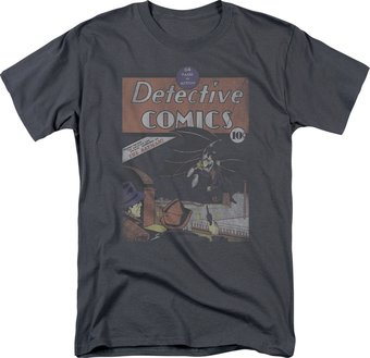 Batman - Detective #27 Cover Distressed - T-Shirt