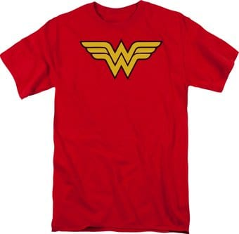 Wonder Woman - Logo - T-Shirt