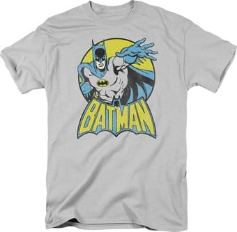 Batman - Circle & Logo - T-Shirt