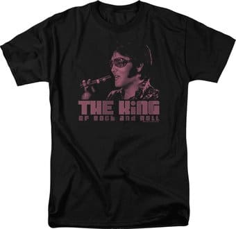 Elvis Presley - The King - T-Shirt