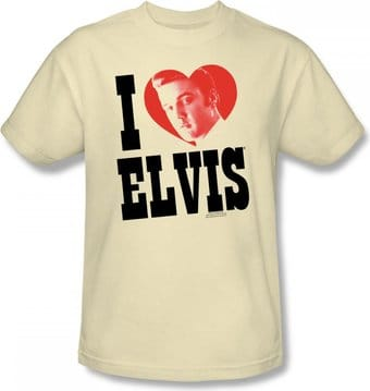 I Heart Elvis - T-Shirt