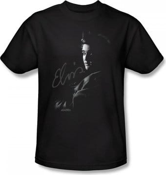 A Side of Elvis - T-Shirt