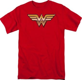 Wonder Woman - Golden - T-Shirt