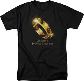Lord of the Rings: One Ring - T-Shirt