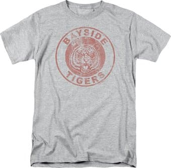 Bayside Tigers Distressed - T-Shirt