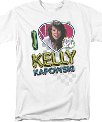I Love Kelly - T-Shirt