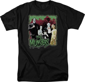 The Munsters: Normal Family - T-Shirt
