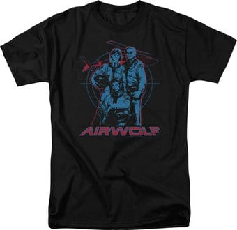 Airwolf - Graphic - T-Shirt