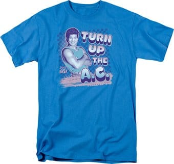 Turn Up the A.C. - T-Shirt