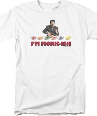 Monk-ish - T-Shirt