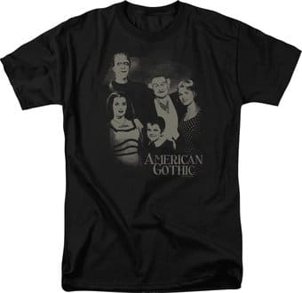 The Munsters: American Gothic - T-Shirt