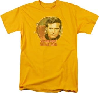 The Six Million Dollar Man: Run Faster - T-Shirt