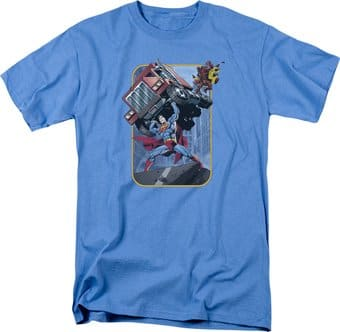Superman - Pick Up My Truck - T-Shirt