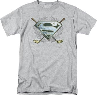 DC Comics - Superman - Fore! - T-Shirt