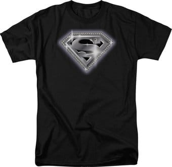 Superman - Bling Shield - T-Shirt