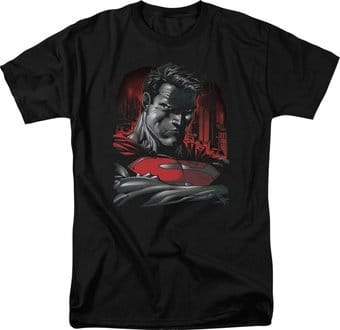 DC Comics - Superman: Man of Steel -  T-Shirt