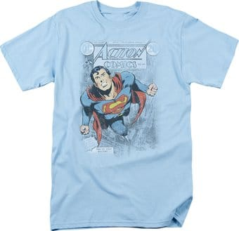 Superman - Action #419 Distress - T-Shirt