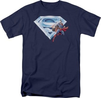 DC Comics - Superman - Superman & Crystal Logo -