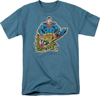 Superman - Doomed Planet - T-Shirt