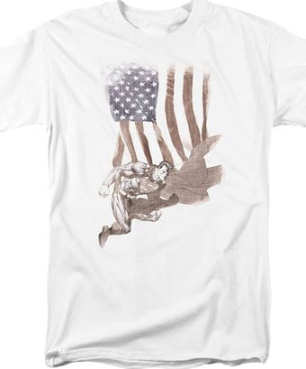 Superman - Super America - T-Shirt